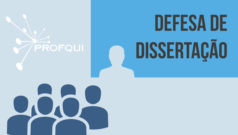 Defesa de Dissertação - Reginaldo Fabri Júnior